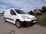 Citroen Berlingo 3 seater  low mileage 2015